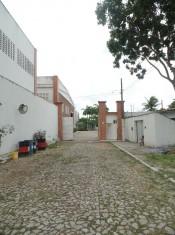 ENTRADA / FACHADA CASA DO CASEIRO