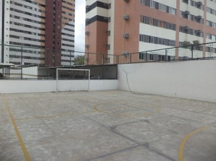 QUADRA DE ESPORTES